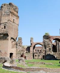 Pasqua alle Terme di Caracalla
