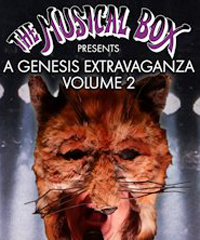 The Musical Box live con