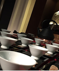 Arte e tè in Oriente:  degustazione e visita guidata