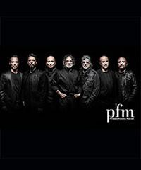 PFM torna sui palchi d'Italia