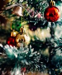 Il Villaggio di Natale torna in piazza degli Alpini a Bergamo