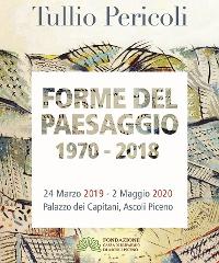 """Ad Ascoli Piceno la mostra """"Tullio Pericoli. Forme del Paesaggio. 1970-2018"""""""