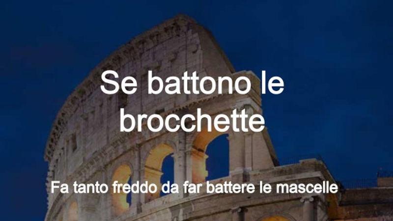 brocchette