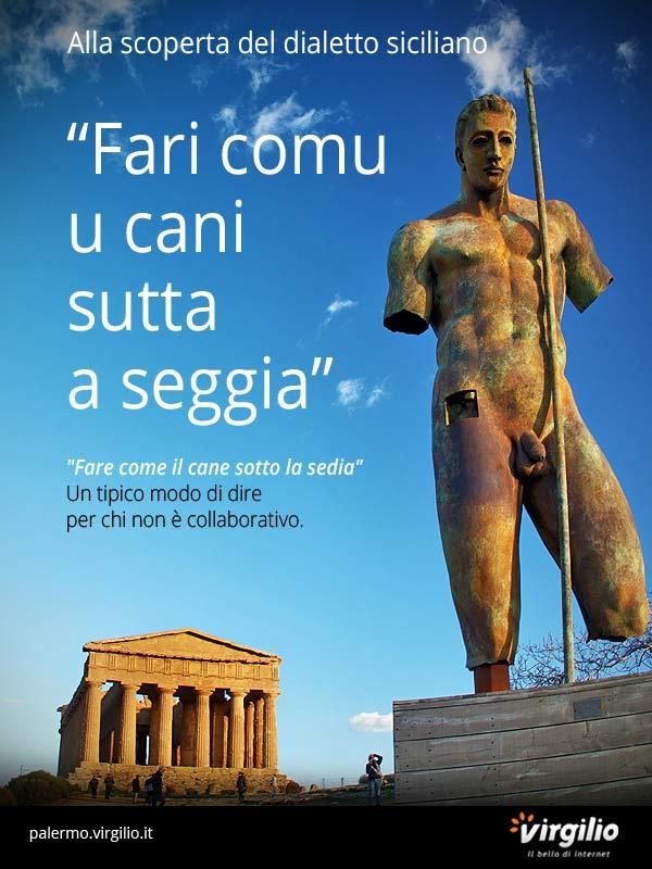 dialetto siciliano