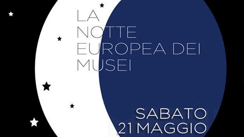 Notte europea dei musei 2106