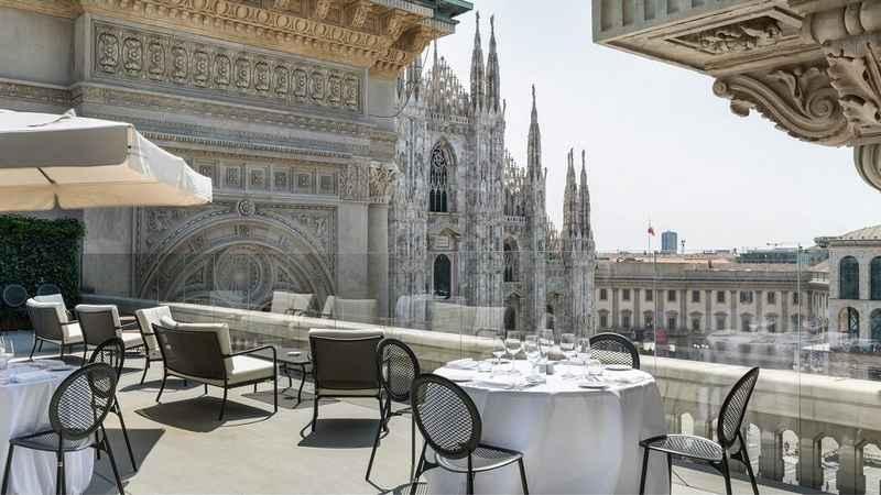 I Locali Panoramici Con Vista Mozzafiato Più Trend A Milano
