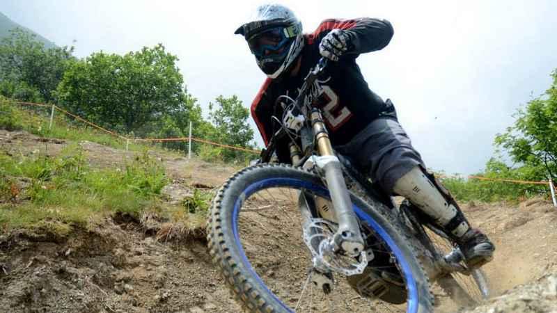 bike park per il down hill