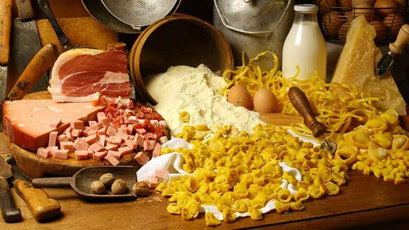 gastronomia emilia romagna