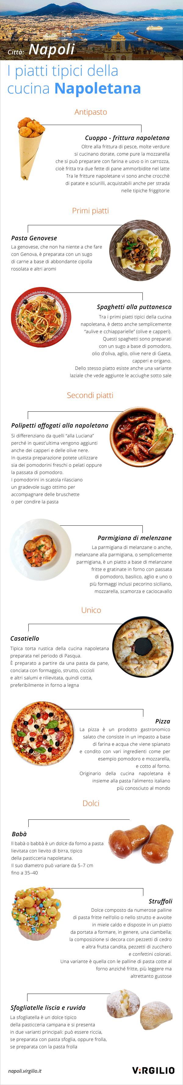 specialità cucina napoletana
