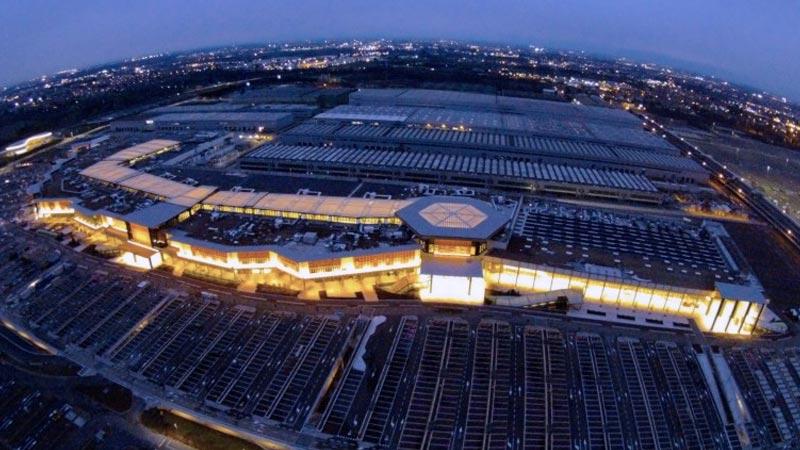 Ad Arese, il miglior nuovo centro commerciale al mondo