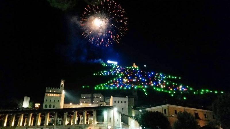 Gli alberi di Natale più originali e famosi d'Italia