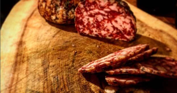 In Abruzzo il salame migliore d'Italia