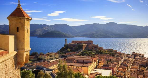 Isola d'Elba consigliata dal Telegraph per viaggiare con i teenager