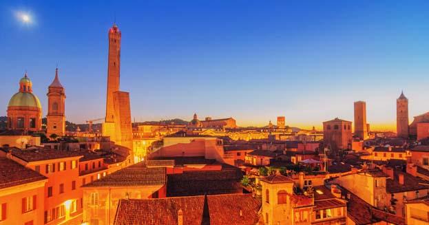 Bologna la città più ricercata d'Europa