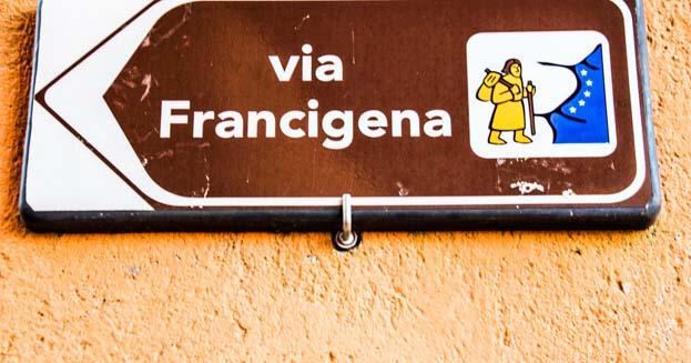 La via Francigena si candida a Patrimonio Unesco