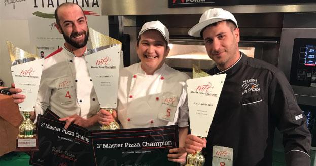 La migliore pizzaiola d'Italia non è napoletana