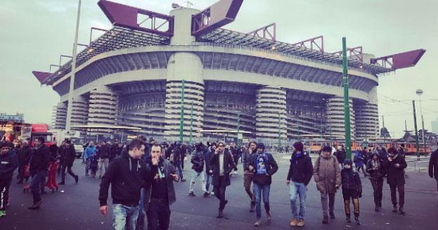 calcio, gli stadi più capienti d'Italia