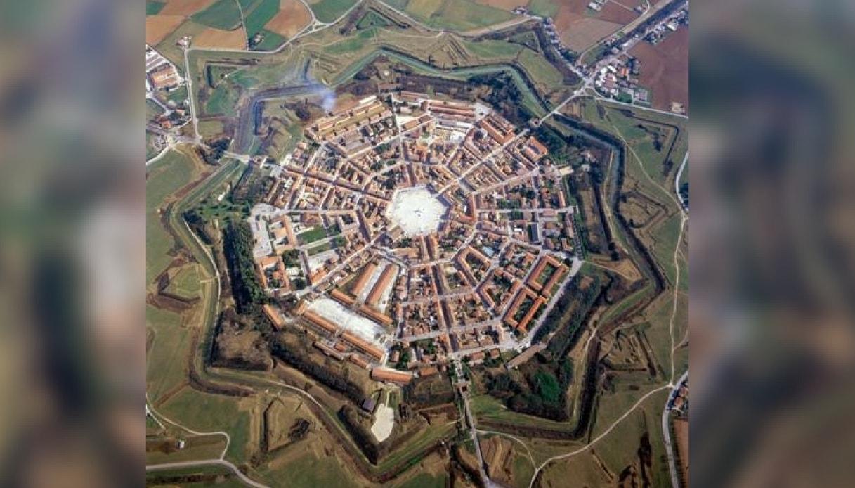 Città fortificata di Palmanova Udine