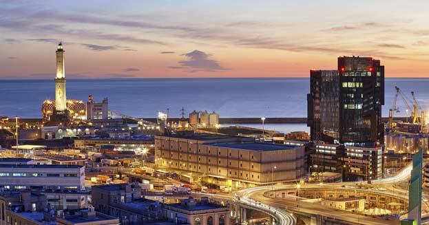 """Genova prima città """"smart"""" nel progetto europeo CELSIUS"""