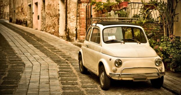 Auto vecchia 2