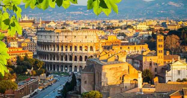 Centro storico di Roma - Patrimonio Unesco dal 1980