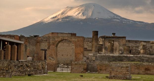 Pompei al top: è la città d'arte più visitata d'Italia