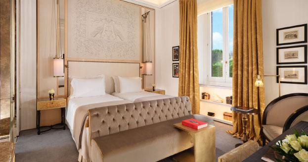 Forbes incorona gli hotel più belli del mondo, c'è anche Roma