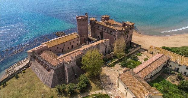 Riapre il Castello di Santa Severa, meravigliosa rocca sul mare