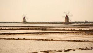 Saline di Marsala: il fascino senza tempo della laguna lo Stagnone