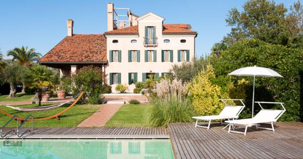 Santa Caterina, l'isola privata di Venezia è un albergo esclusivo