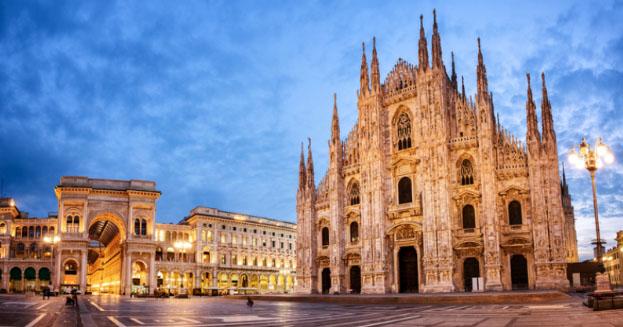 A Milano il week-end più caro al mondo: per un fine settimana servono 2.092 dollari
