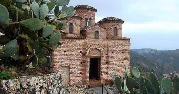 Cattolica di Stilo, uno dei monumenti più amati dagli italiani