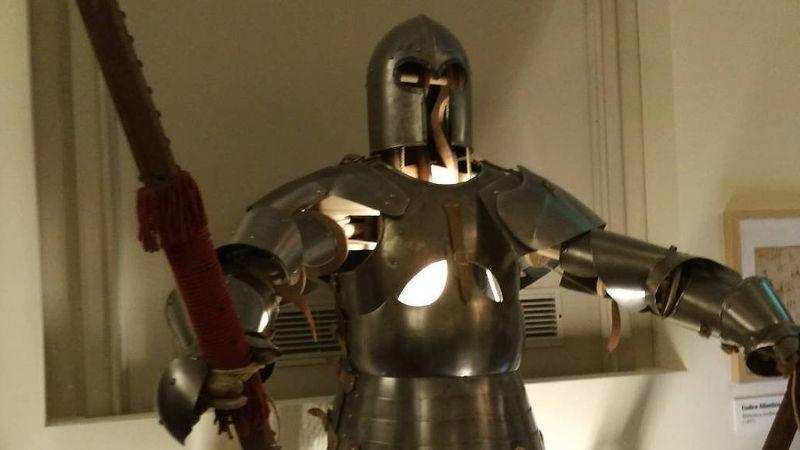 Il primo robot mai inventato è tutto italiano