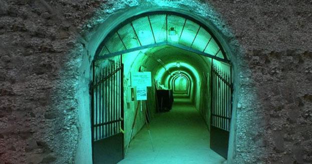 Sotto Trieste c'è una piccola Berlino scavata per i nazisti