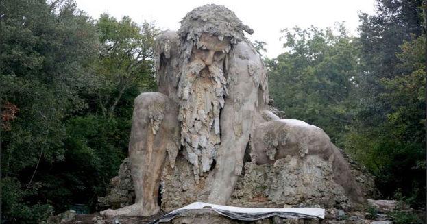 Il Dio delle Montagne: un'opera colossale poco conosciuta