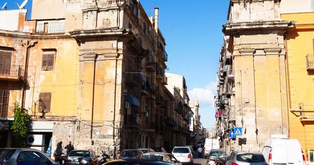Le vie della memoria di Palermo
