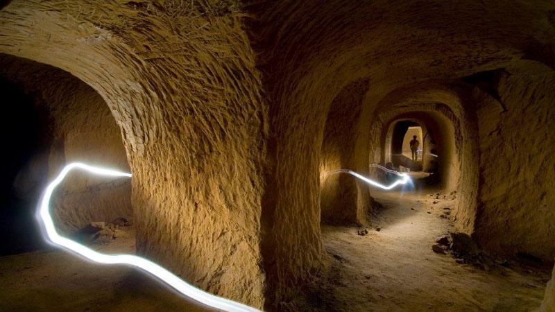 La città di Osimo è un gioiello sotterraneo dove rivivono i Templari