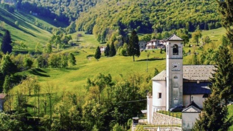 Morterone, in Lombardia, è il paese più piccolo d'Italia