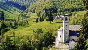Morterone, in Lombardia, è il Comune più piccolo d'Italia