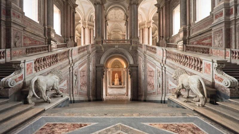 Alla Reggia di Caserta verrà allestita una scuola di restauro