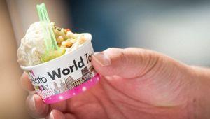 Il miglior gelato del mondo è italiano ed è al gusto di pistacchio