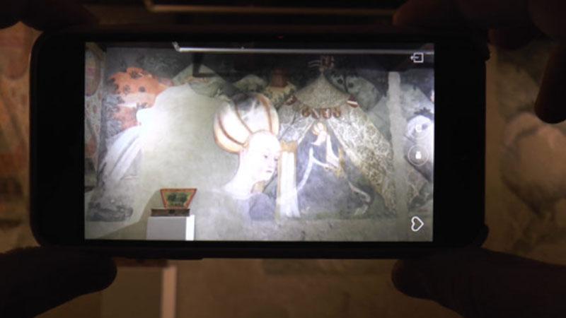 Entrare nella storia con la realtà aumentata. Il progetto pilota dei musei di Varese