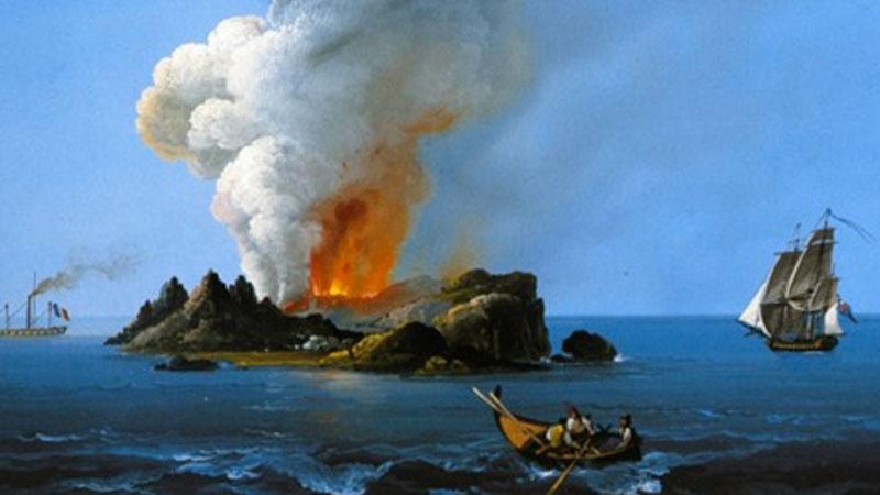 Ferdinandea, l'isola che non c'è della Sicilia
