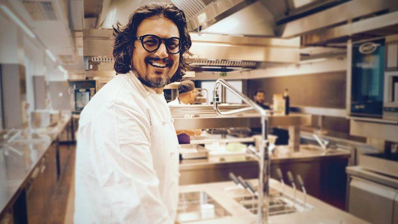 Il lusso della semplicità: apre il primo ristorante di Alessandro Borghese
