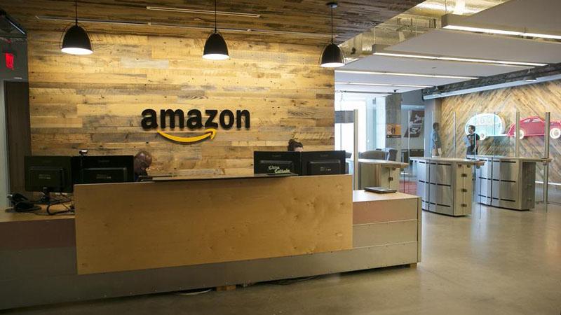 Apre a Milano il quartier generale di Amazon