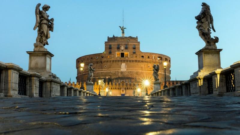 Castel Sant'Angelo: il concorso per una notte esclusiva da imperatore