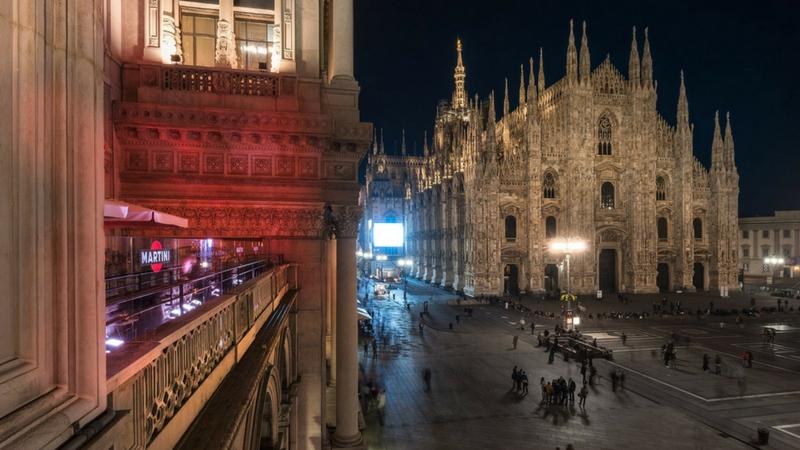 Dove Bere Un Drink Con Vista A Milano Initalia