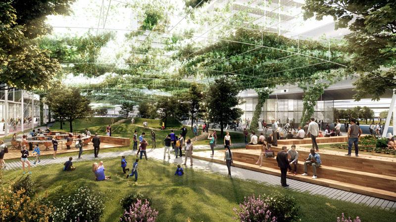 Milano, nuova vita per l'area Expo: diventa la città del futuro