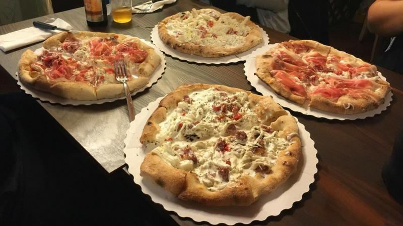 Le migliori pizzerie di Torino: A casa di Pulcinella