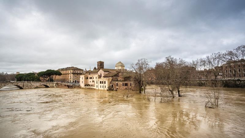 Effetto bomba il rapporto di Legambiente sul rischio idrogeologico che preoccupa l'Italia